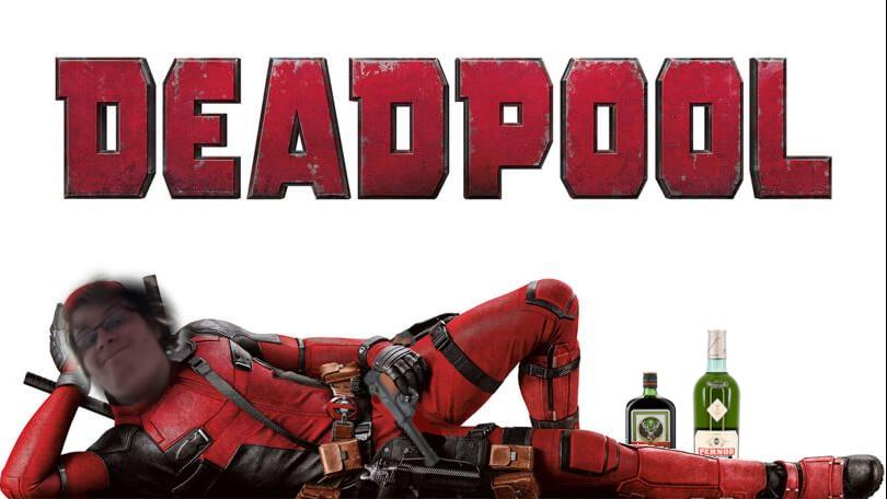 Stammeneindfeest: Deadpool Filmavond