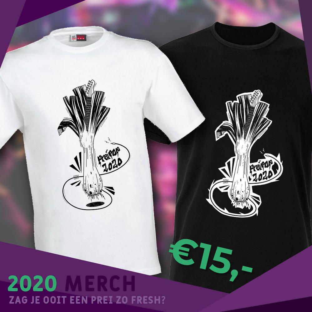 Heropening Preipop t-shirt verkoop