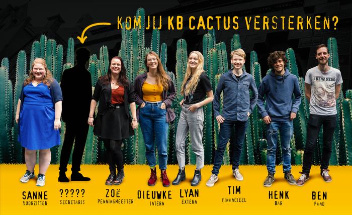 SolCie en KB Zoeken Secretaris!